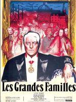 Affiche Les Grandes Familles