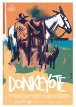 Affiche Donkeyote