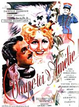 Affiche Occupe-toi d'Amélie... !