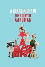 Affiche Au coeur de l'animation Aardman