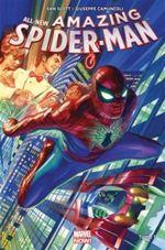 Couverture Partout dans le monde - All-New Amazing Spider-Man (2015), tome 1