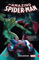 Couverture All-New Amazing Spider-Man (2015), tome 5