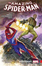 Couverture L'Identité d'Osborn - All-New Amazing Spider-Man (2015), tome 6