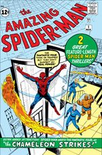 Couverture The Amazing Spider-Man (1963 - 2013)
