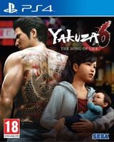 Jaquette Yakuza 6 : The Song of Life