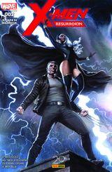 Couverture Retour à l'essentiel - X-Men Resurrxion, tome 2