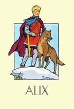 Affiche Alix