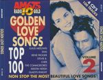 Pochette Golden Love Songs Top 100, Volume 2: Non Stop The Most Beautiful Love Songs