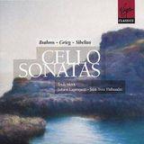 Pochette Cello Sonatas