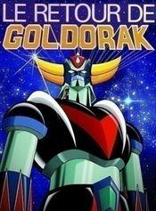 Affiche Le Retour de Goldorak