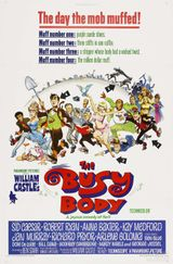 Affiche The busy body
