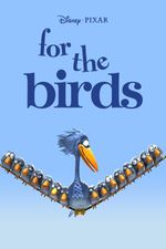 Affiche Drôles d'oiseaux sur une ligne à haute tension