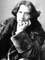Photo Oscar Wilde