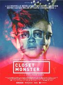 Affiche Closet Monster