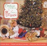 Pochette Christmas in the Morning: A Celebration in Brass