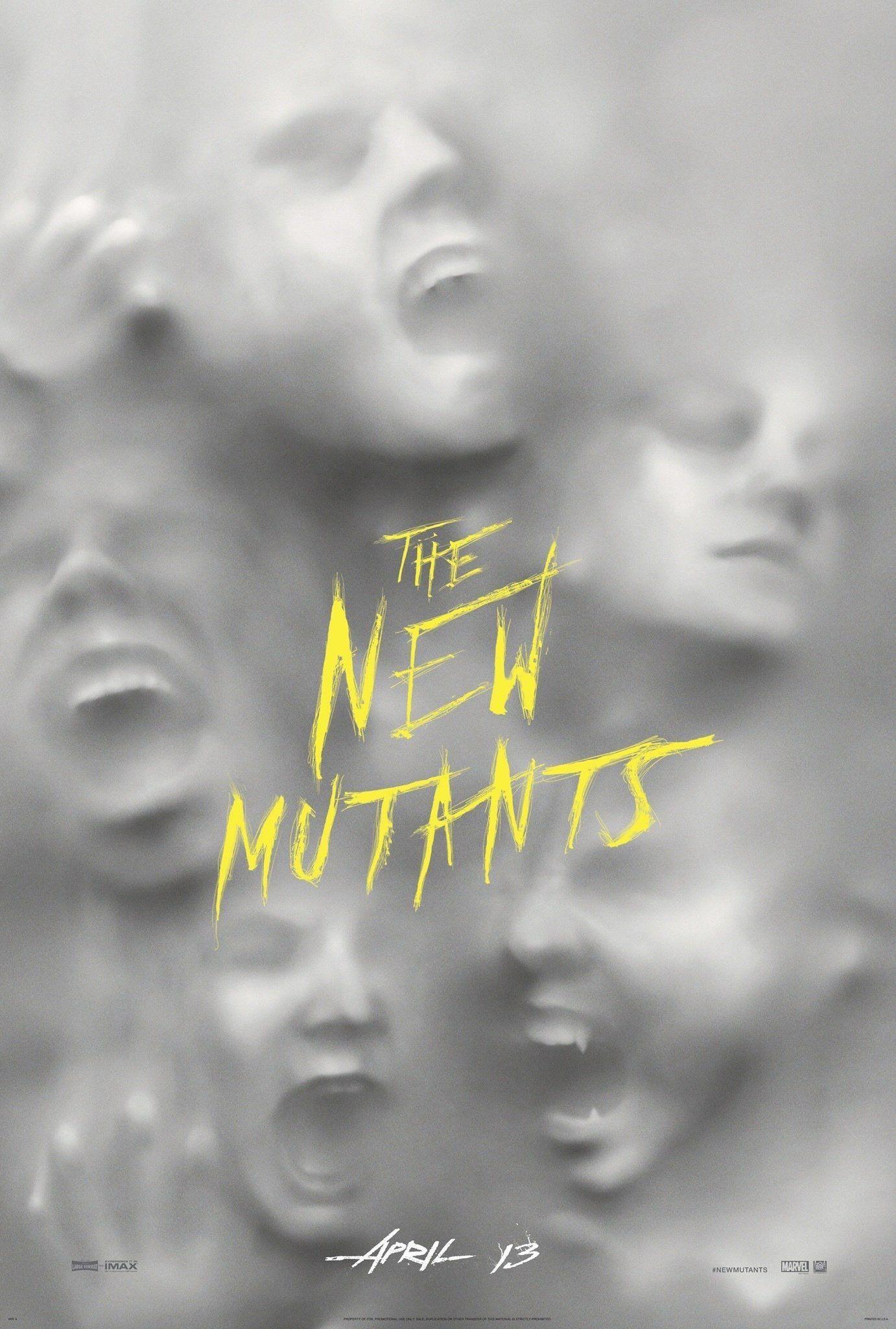 les nouveaux mutants film 2018 senscritique. Black Bedroom Furniture Sets. Home Design Ideas