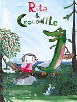 Affiche Rita et Crocodile