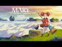 Video de Mary et la Fleur de la sorcière