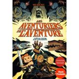 Couverture Les aventuriers de l'aventure, tome 1 : L'évasion