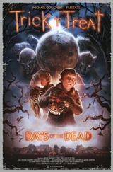 Couverture Trick 'r Treat : Happy Halloween