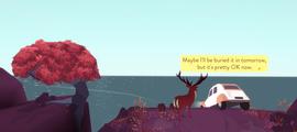 Illustration Far From Noise, une perle unique, un moment rare du jeu vidéo.