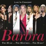 Pochette Barbra: The Music … The Mem'ries … The Magic! (Live)
