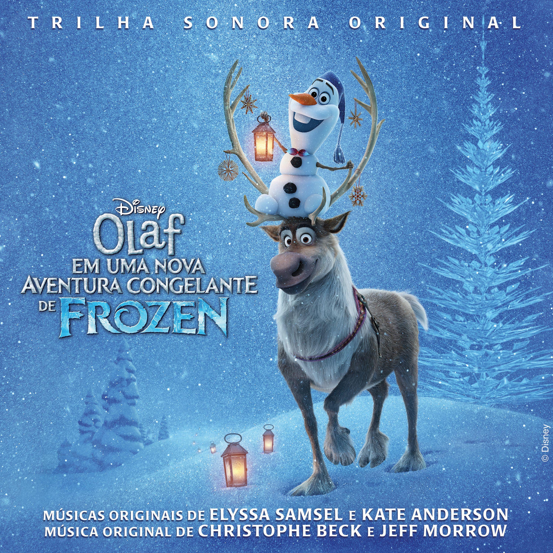 Imagens Frozen Uma Aventura Congelante Delightful olaf em uma nova aventura congelante de frozen: trilha sonora