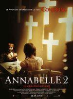 Affiche Annabelle 2 : La Création du mal