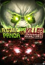 Affiche Atomic Panda vs Killer Coccinelles