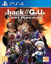Jaquette .hack//G.U. Last Recode