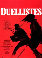 Affiche Les Duellistes