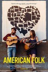 Affiche American Folk