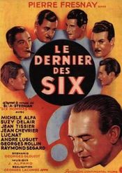 Affiche Le Dernier des six