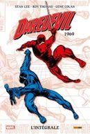 Couverture Daredevil - Intégrale 1969