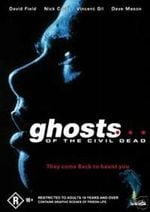 Affiche Ghosts of the Civil Dead