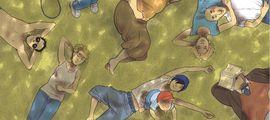 Illustration Les gens honnêtes et une quatrième époque de Mattéo : quelques lettres de noblesse de l'immense Jean-Pierre Gibrat