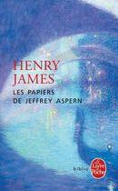 Couverture Les Papiers de Jeffrey Aspern