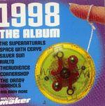 Pochette Melody Maker: 1998 The Album