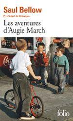 Couverture Les Aventures d'Augie March