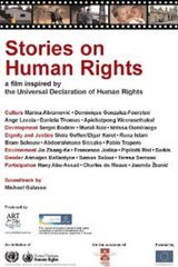 Affiche Stories on Human Rights