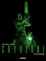 Couverture Cryozone - Édition Intégrale