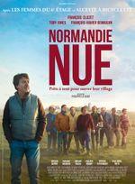 Affiche Normandie nue