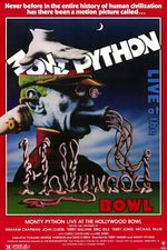 Affiche Monty Python à Hollywood