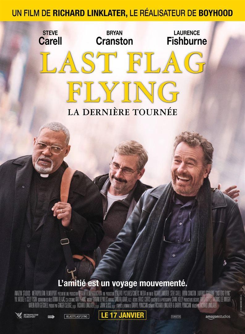 Affiche de LAST FLAG FLYING
