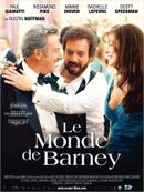 Affiche Le Monde de Barney