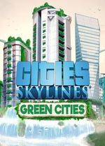 Jaquette Cities: Skylines - Green Cities