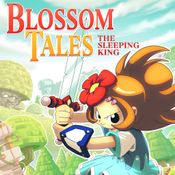 Jaquette Blossom Tales: The Sleeping King