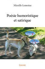 Couverture Poésie humoristique et satirique