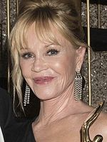 Photo Melanie Griffith