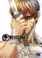 Couverture Origin, tome 1